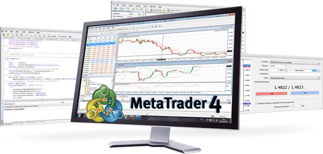 Phần mềm Metatrader 4 MEX Group