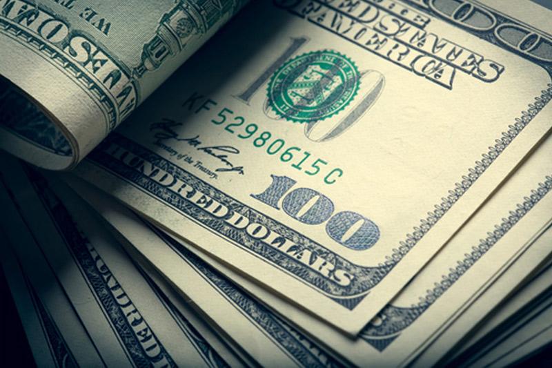 Đôla Mỹ tăng giá so với đồng yên Mặc dù mức lương Nhật Bản tăng đột ngột