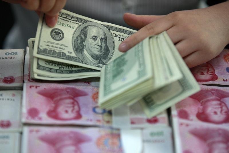 Đôla Mỹ tăng nhẹ so với đồng yên Tại Châu Á