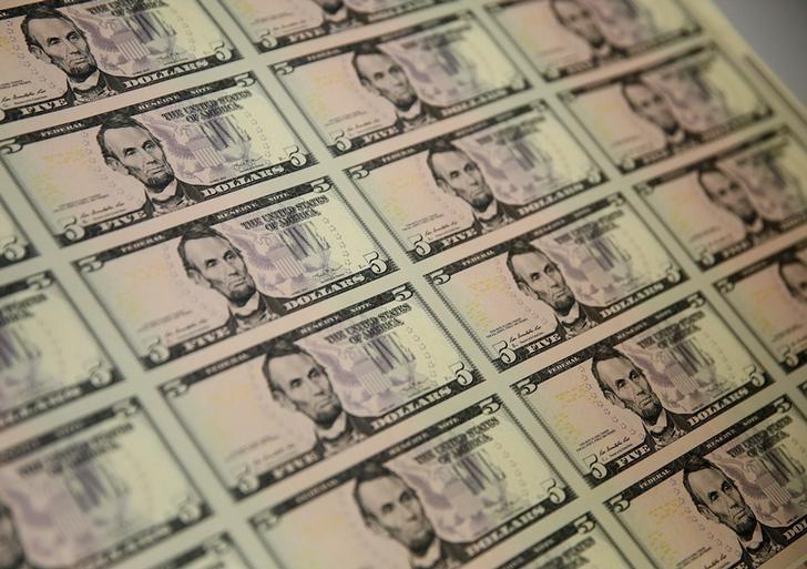 Đồng đô la tăng so với các đồng tiền chính khác chờ tin NFP