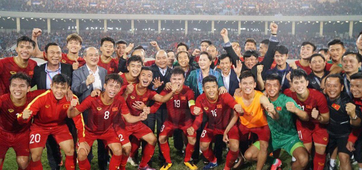 U23 Việt Nam – U23 Thái Lan 4-0: Khẳng định sức mạnh