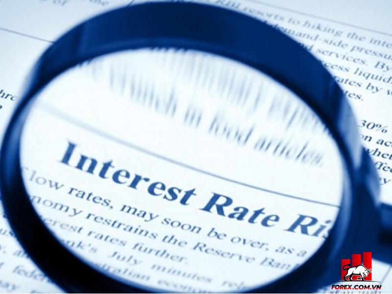 tầm quan trọng của lãi suất trong Forex