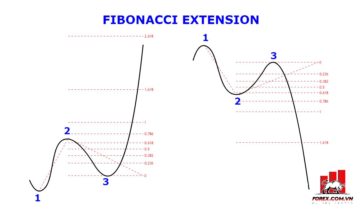 Fibonacci Extensions là gì?