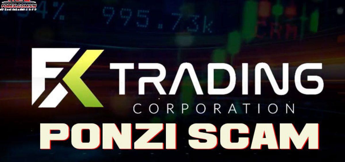 Sự lừa đảo đầu tư tài chính của Fx Trading Corp