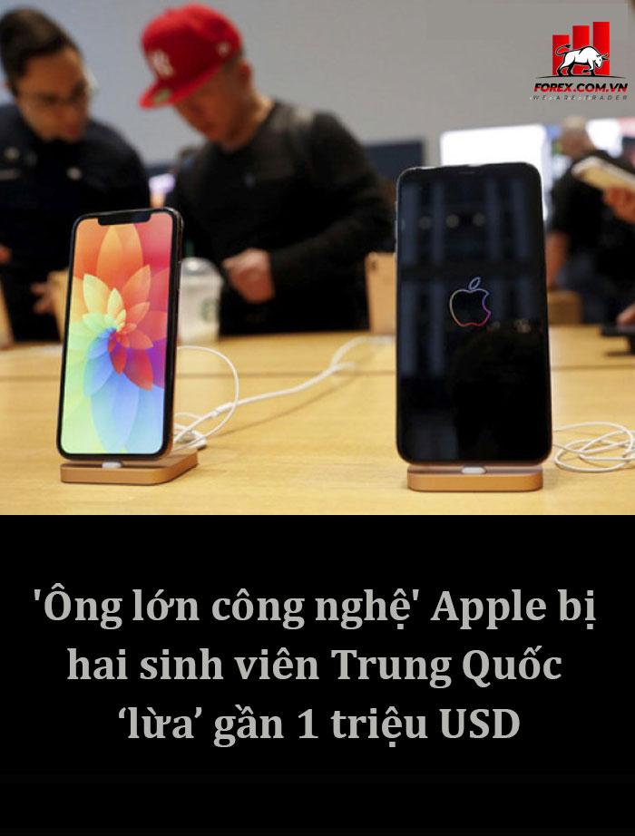 """""""Ông lớn công nghệ"""" Apple bị qua mặt dễ dàng"""