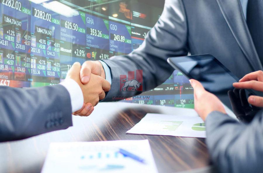 Nhà giao dịch Forex bán lẻ