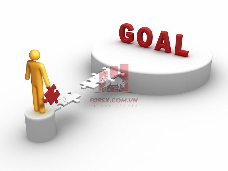 Hãy giao dịch Forex vì mục tiêu, không phải vì lợi nhuận