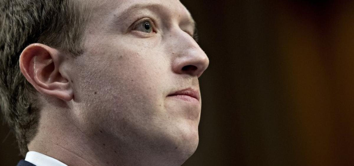 Tài sản Mark Zuckerberg sụt 31 tỷ USD trong 4 tháng