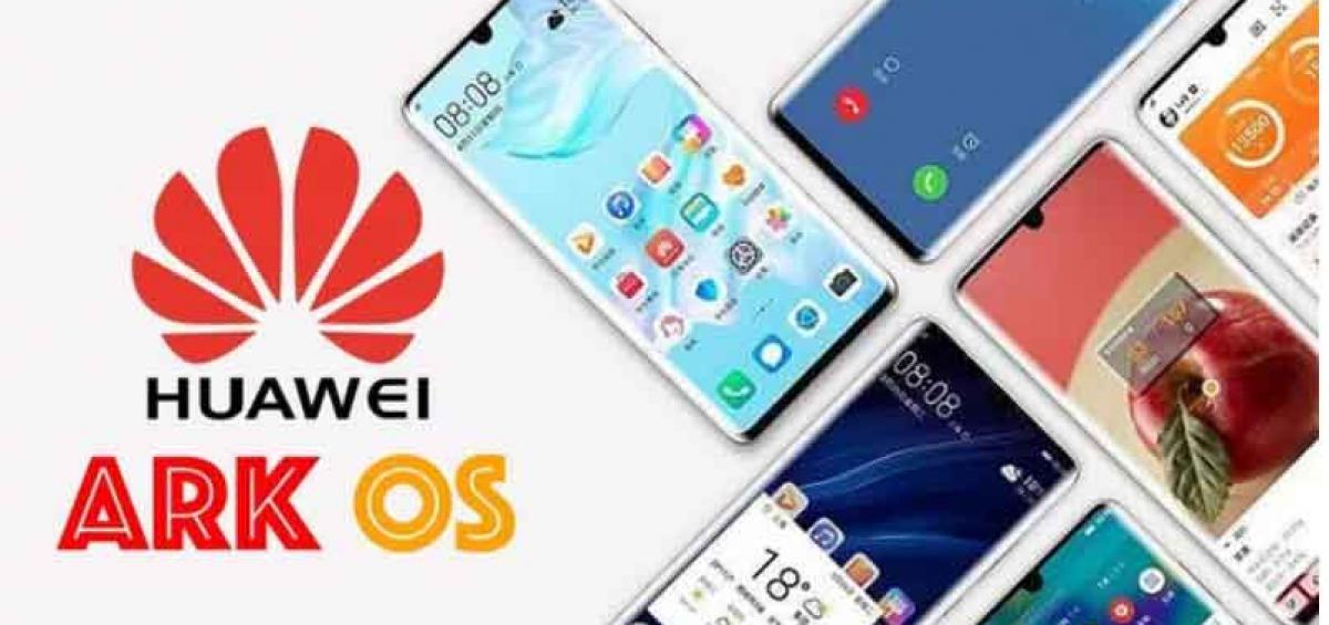 Ark OS là tên hệ điều hành do Huawei phát triển