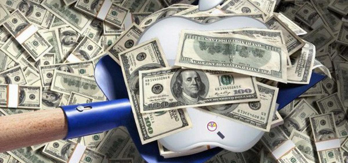 Apple đang sở hữu dự trữ tiền mặt lên tới 225,4 tỷ USD, gần bằng quy mô nền kinh tế Việt Nam trong năm 2018