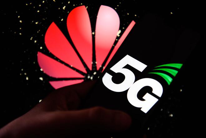 """Huawei đang dẫn đầu trong """"cuộc chiến"""" 5G. Ảnh: Getty Images."""