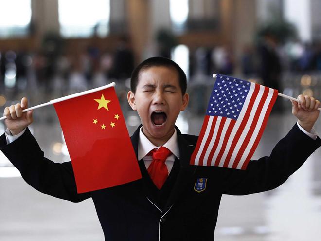 Trung Quốc đang vướng vào cuộc thương chiến với Mỹ. Ảnh: Reuters.