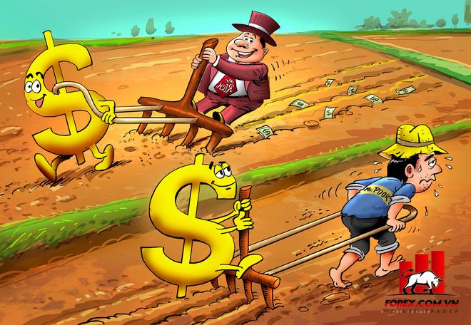 Đầu tư Forex - Đừng làm việc vì tiền, hãy để tiền làm việc cho bạn!