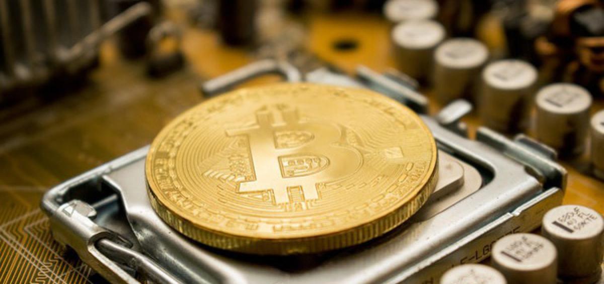 Bitcoin tăng như vũ bão