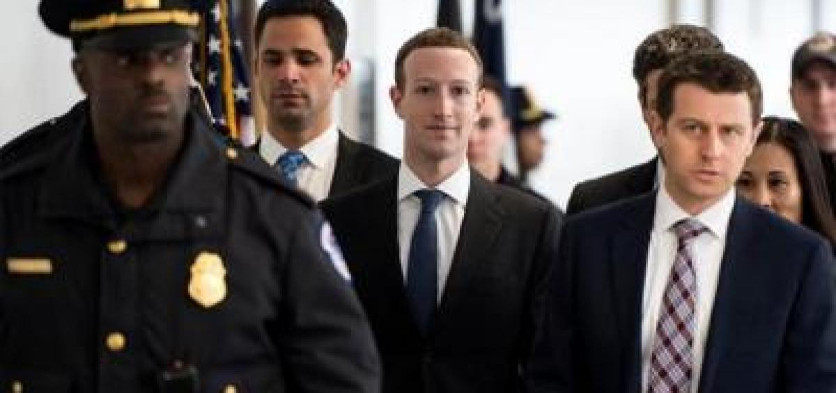 CEO Facebook sắp điều trần trước Quốc hội Mỹ về tiền điện tử Libra