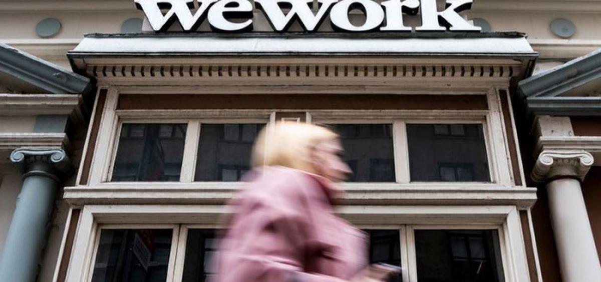 Năm 2018, WeWork báo lỗ gần 1,6 tỷ USD - Ảnh: Getty Images.