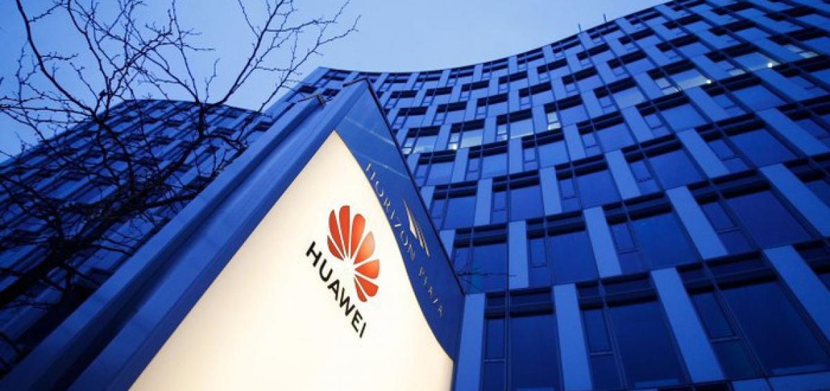 Huawei được xem là đại diện cho sức mạnh công nghệ đang lên của Trung Quốc