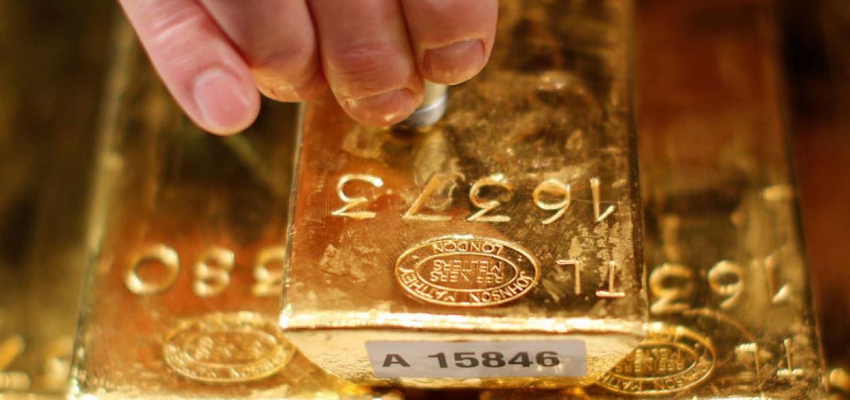 Giá Vàng tăng trước kỳ nghỉ lễ Giáng sinh và năm mới
