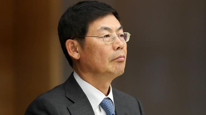 Chủ tịch Samsung Electronics Lee Sang-hoon. Ảnh: Financial Times.