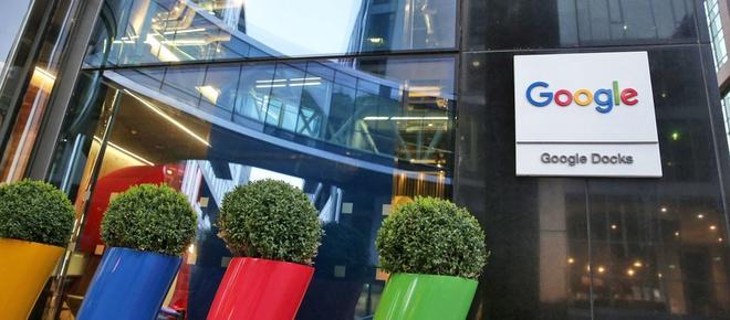 Giới chức Pháp cáo buộc Google đã lạm dụng quyền lực của hãng bằng cách thay đổi các điều khoản sử dụng và quy tắc quảng cáo theo ý muốn. Ảnh: Reuters.