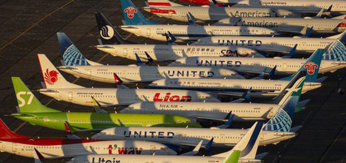"""Boeing vẫn """"đốt"""" 1 tỷ USD mỗi tháng dù dừng sản xuất 737 Max"""