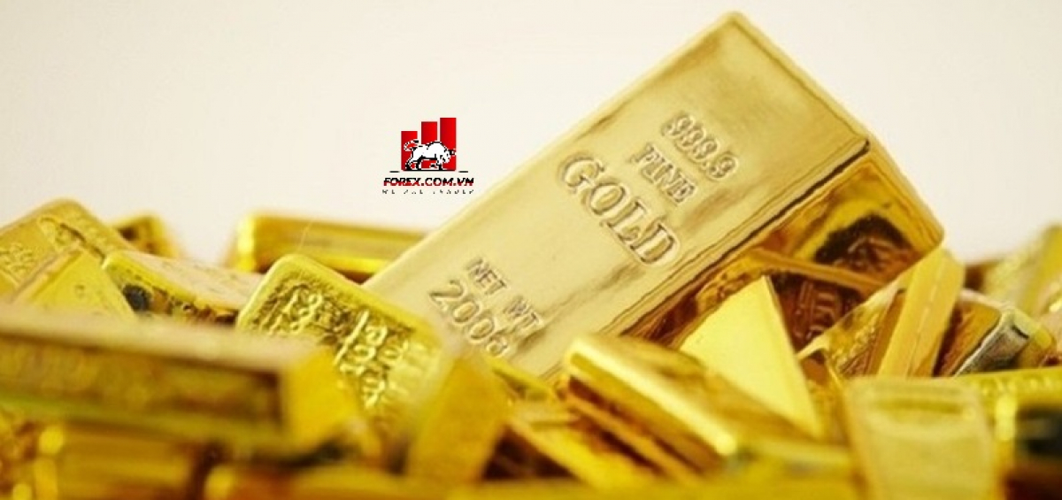 Giá Vàng Tăng Trở Lại Sau Hai Ngày Giảm
