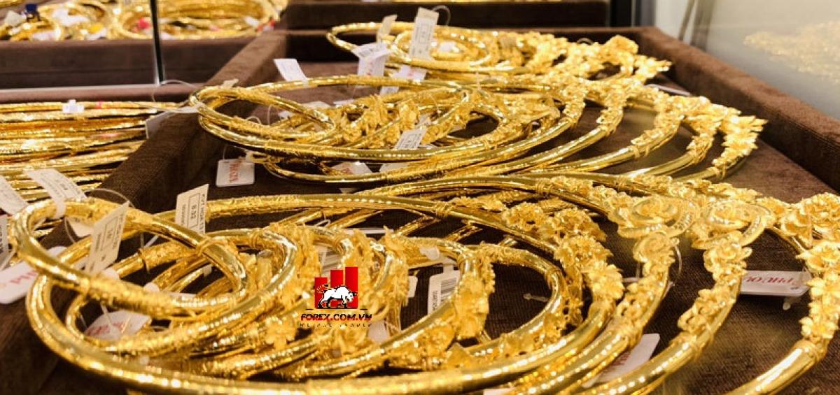 Giá Vàng đã Giảm 10.01