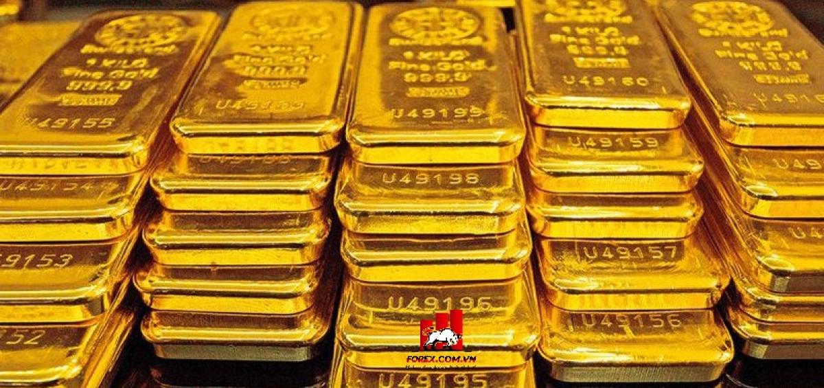 Giá vàng tăng hơn 1% trong bối cảnh xung đột Mỹ - Iran đang leo thang