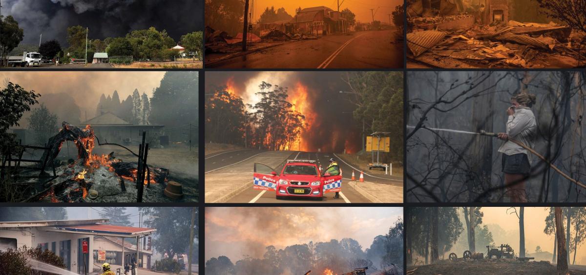 Kinh tế Úc lao đao vì thảm họa cháy rừng