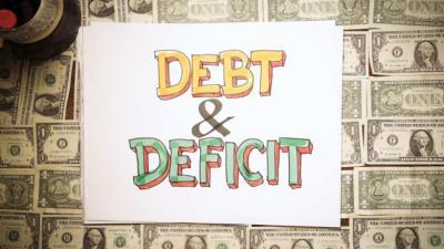 Thâm hụt ngân sách Mỹ vượt ngưỡng 1 ngàn tỷ USD lần đầu tiên trong 7 năm