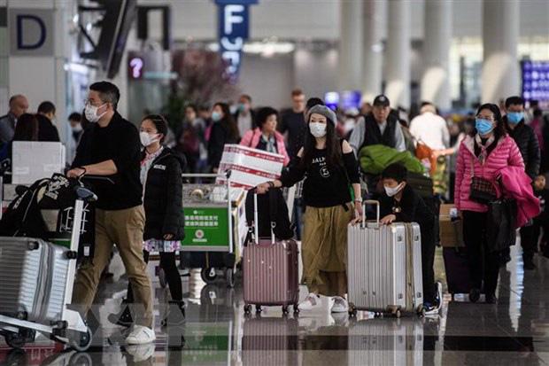 Kinh tế toàn cầu 'sốt' theo viêm phổi Vũ Hán