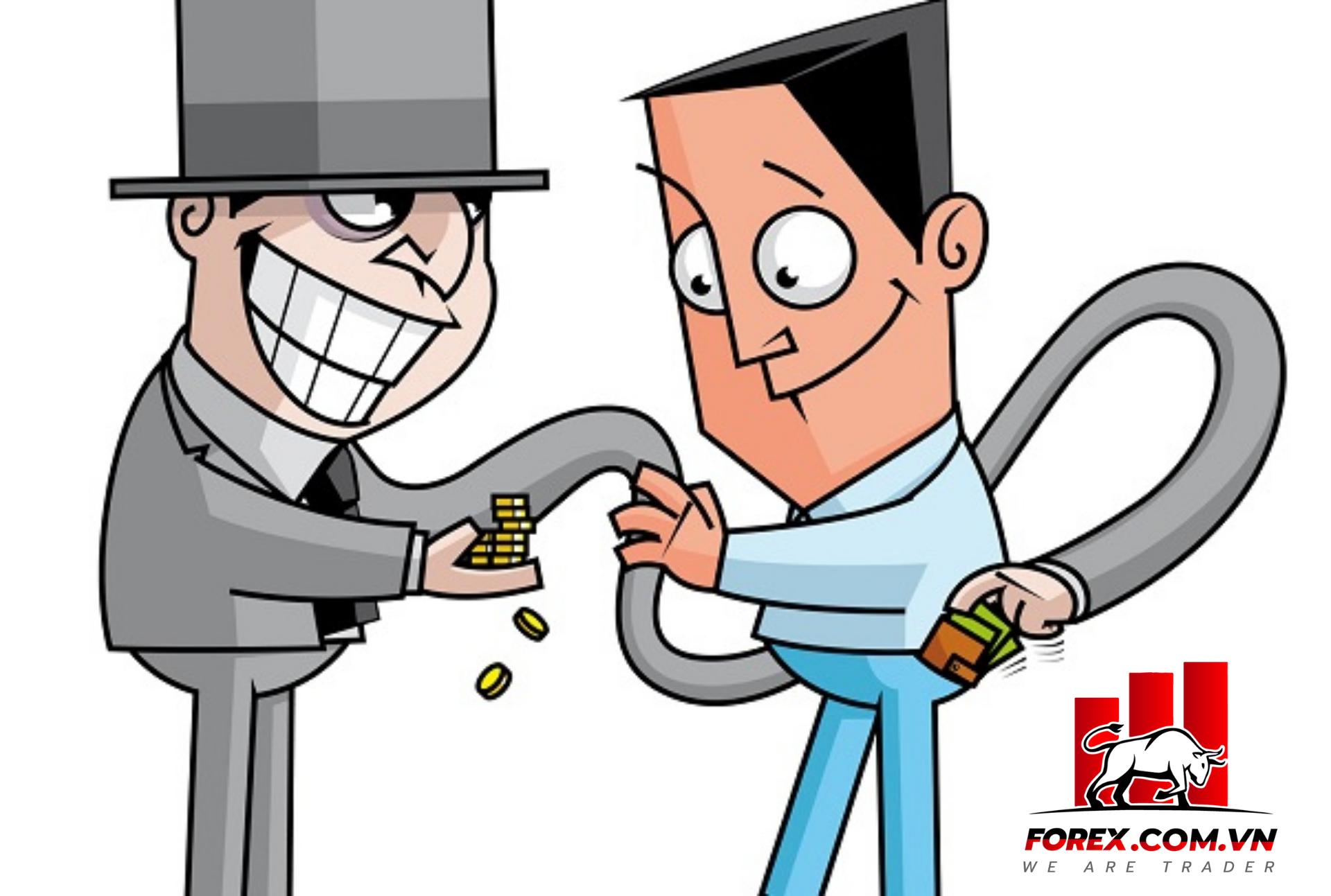 Sàn đầu tư forex là gì