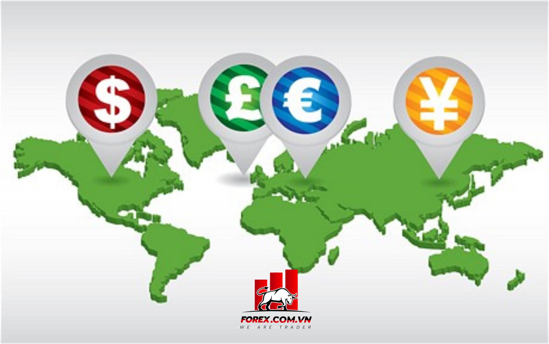 tỷ giá ngoại tệ - đổi ngoại tệ