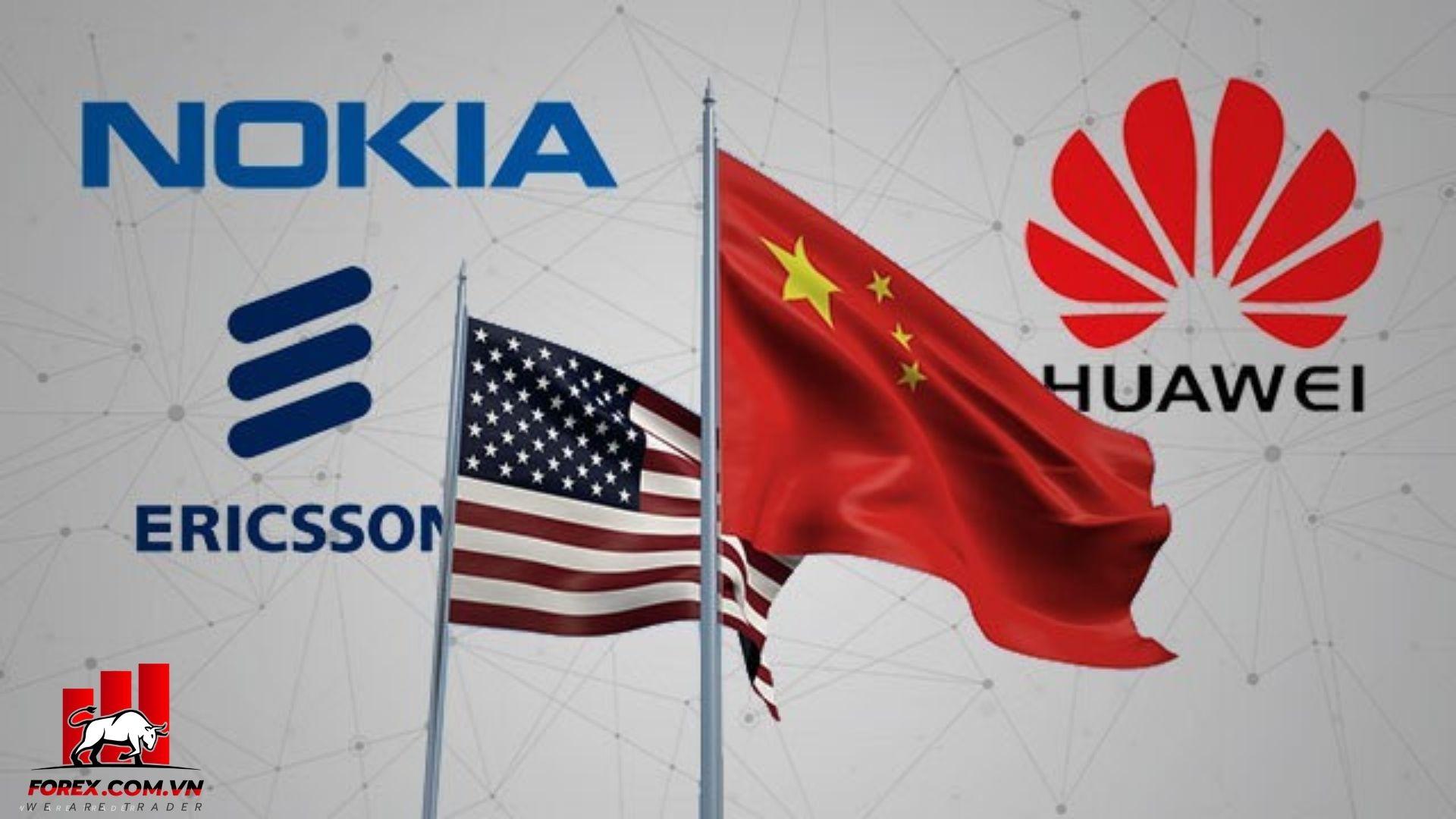 Tẩy chay Huawei