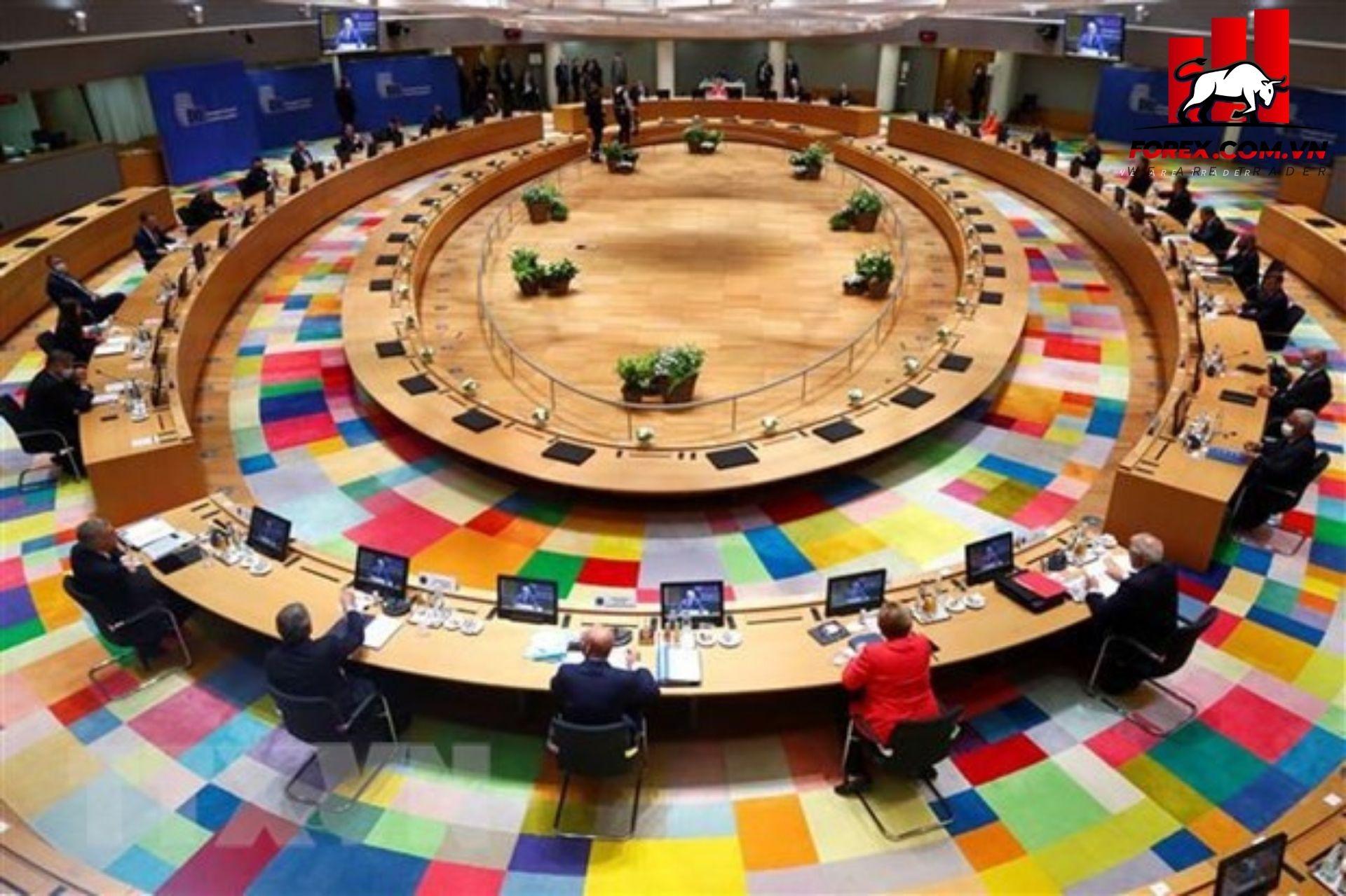 hội nghị thượng đỉnh EU nỗ lực phá vỡ bế tắc về kinh tế