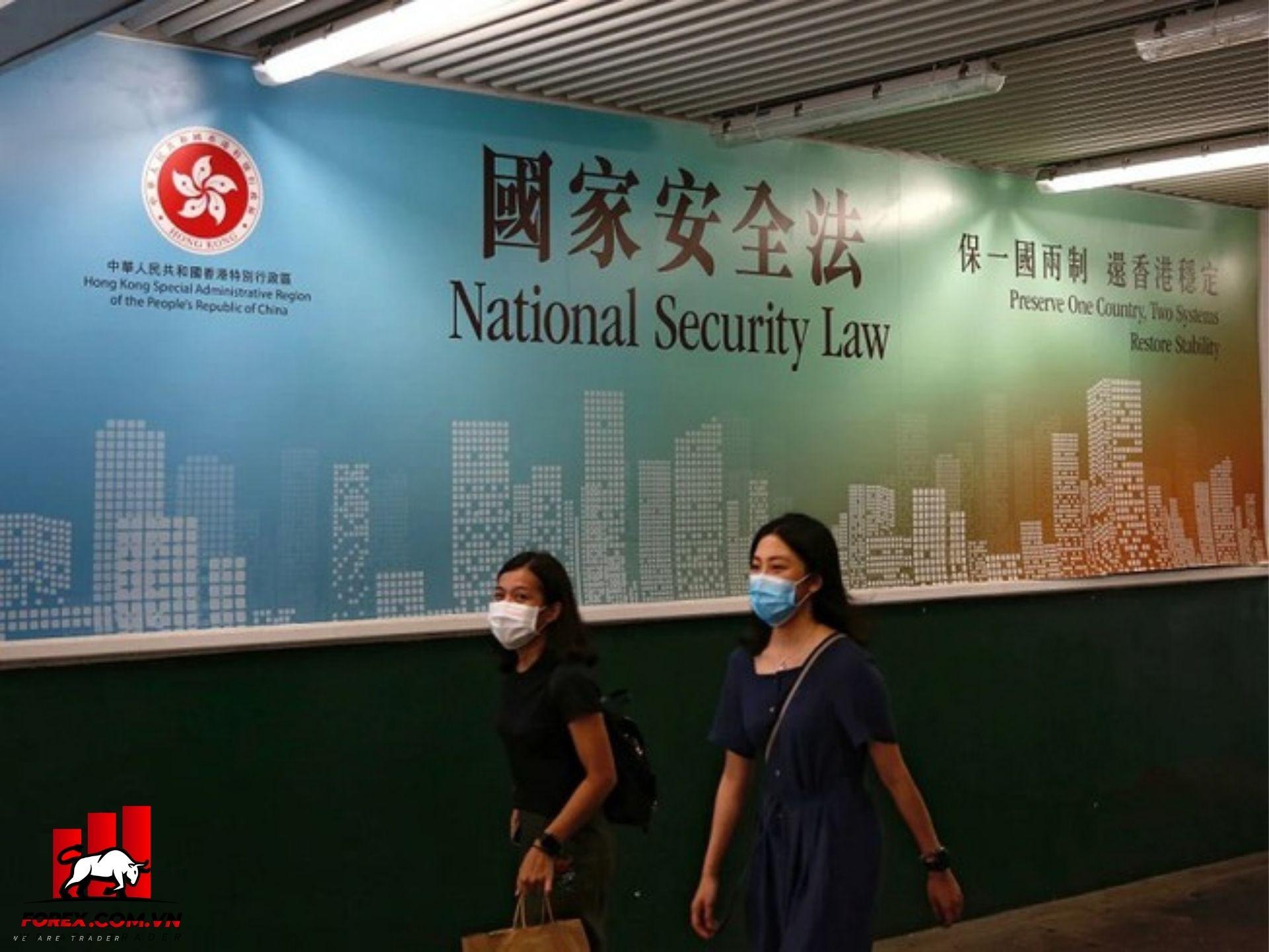lien minh chau au se han che xuat khau sang Hong Kong dap tra luat an ning quoc gia cua trung quoc