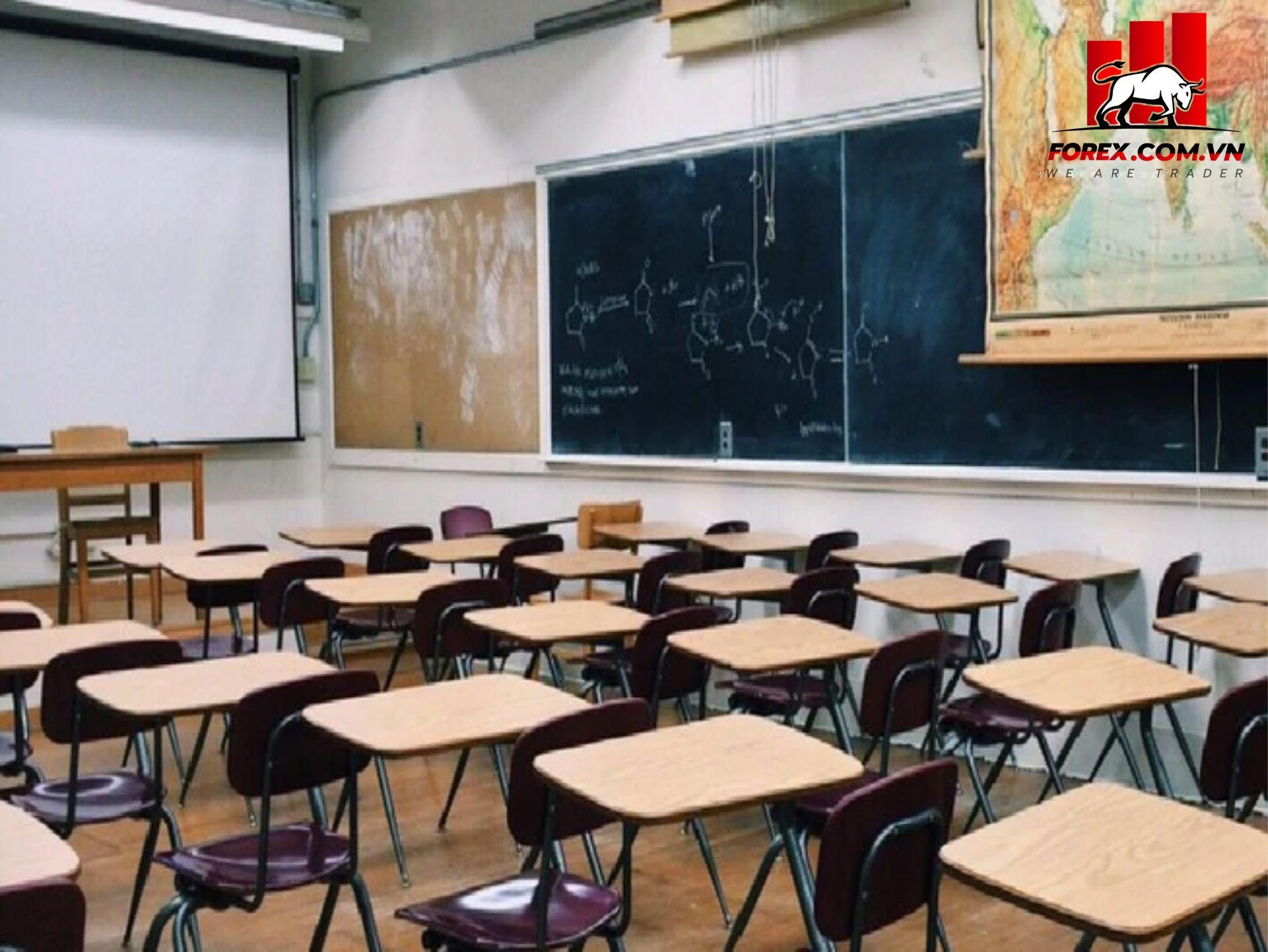 nổ lực mở cửa lại trường học của tổng thống Trump