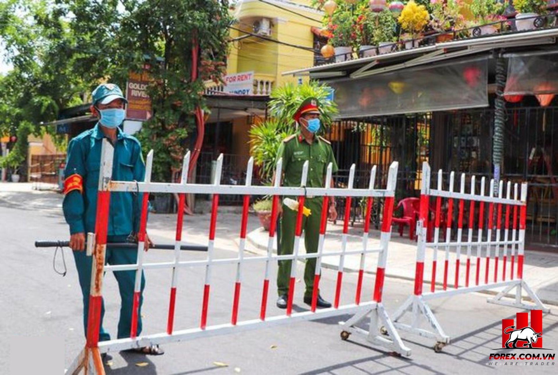 rủi ro tiềm ẩn từ việc bùng phát dịch tại Đà nẵng