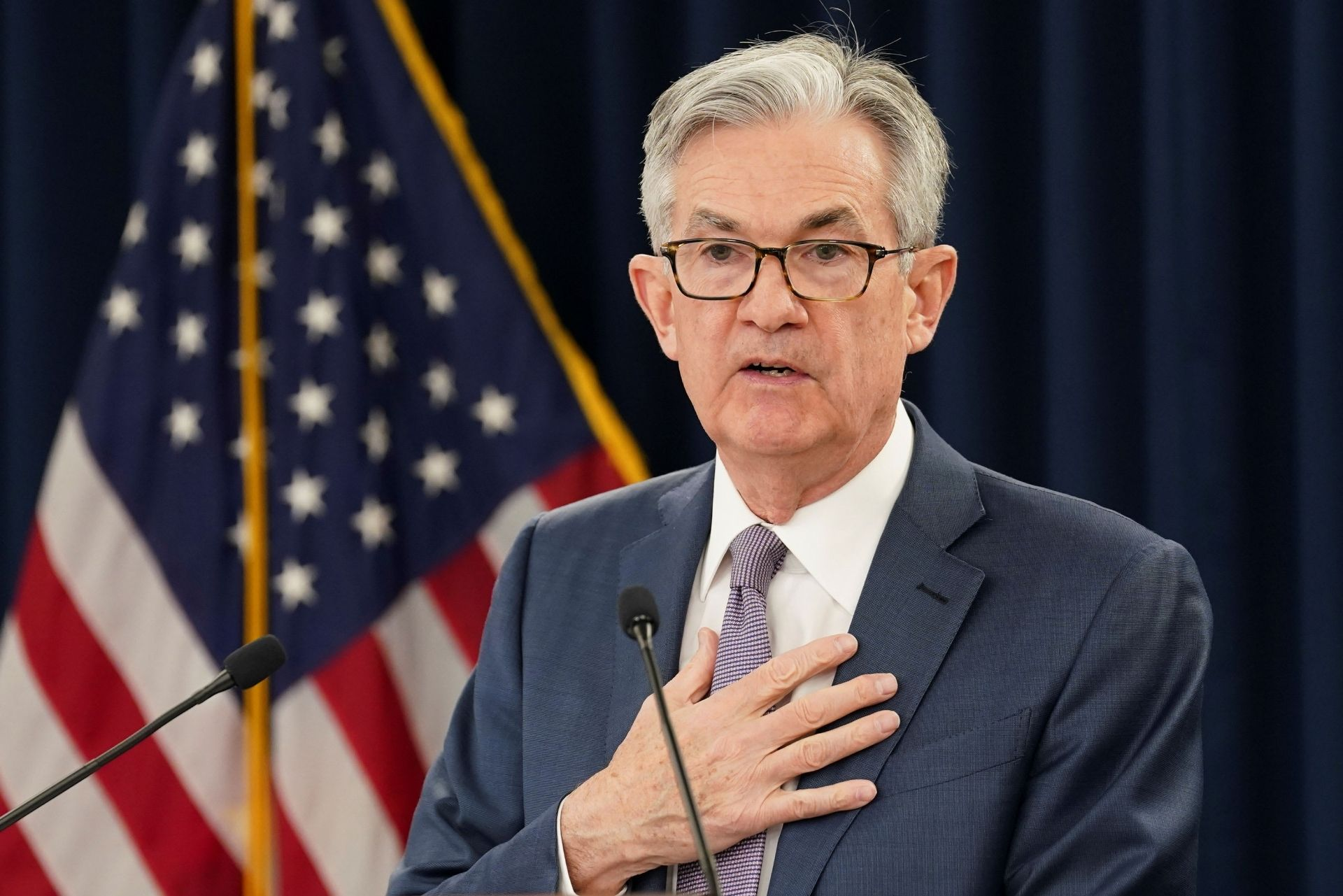 Chủ tịch Fed - Jerome Powell