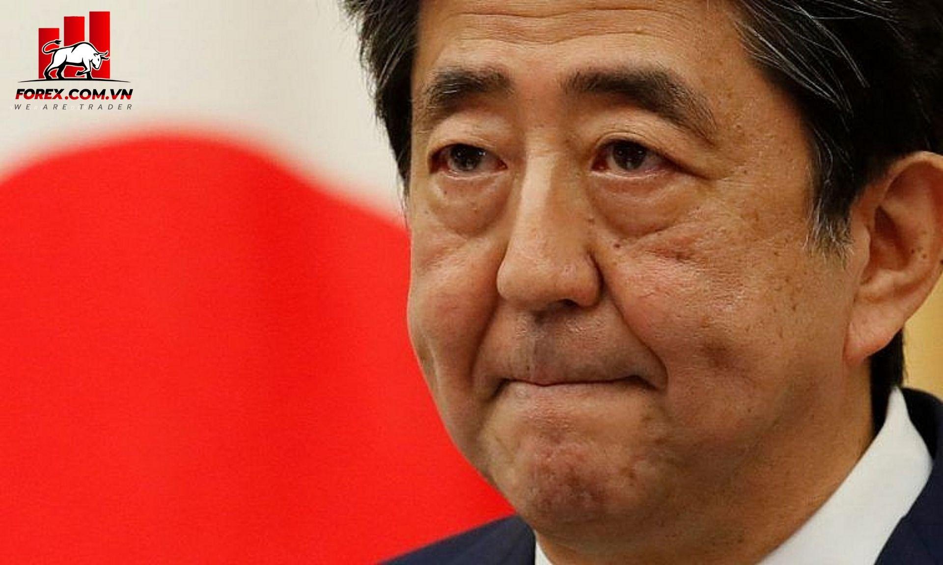 Thủ tướng Nhật Shinzo Abe đệ đơn từ chức