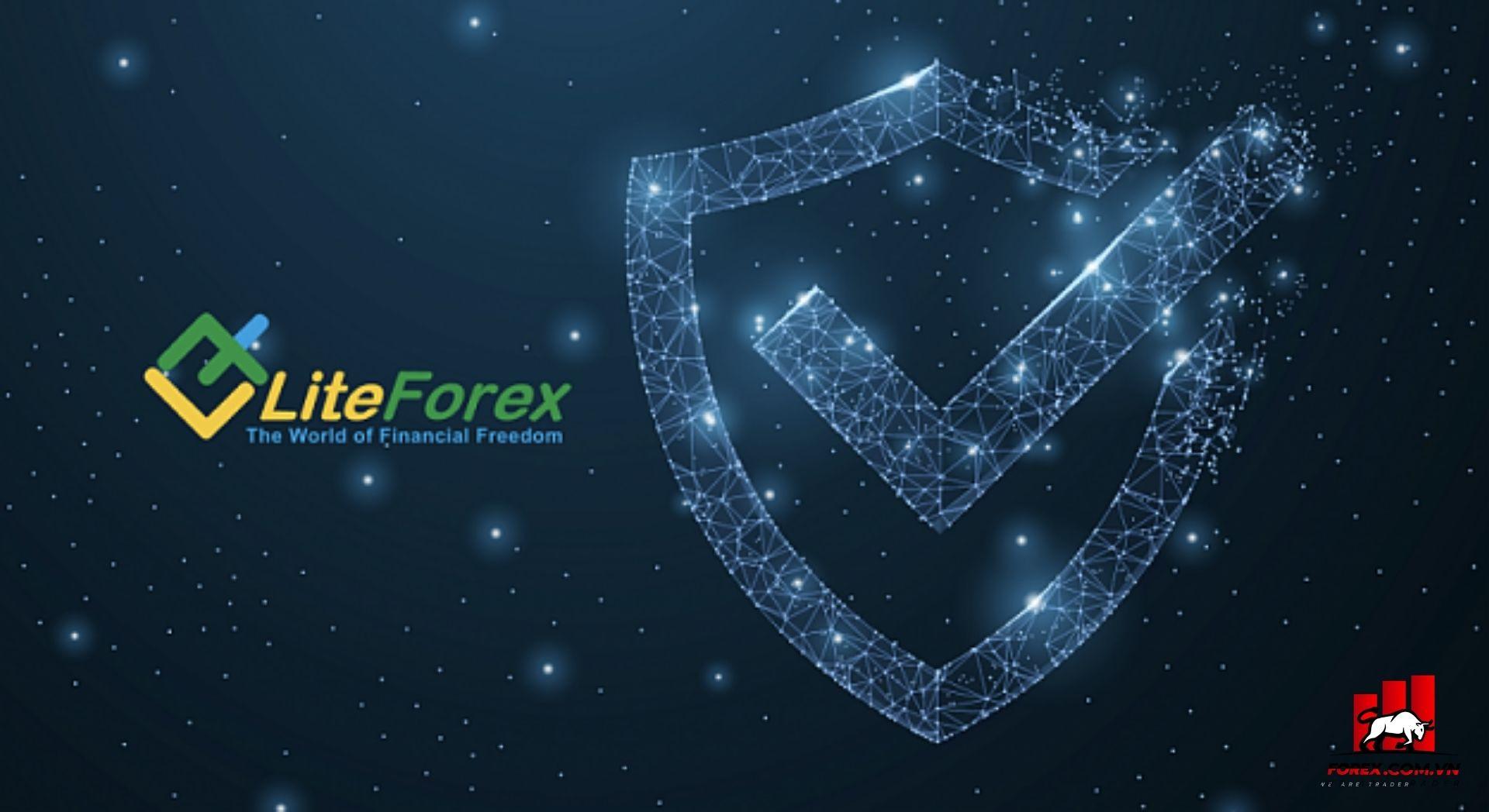 đánh giá sàn liteforex - sàn được cấp giấy phép CySEC và Marshall