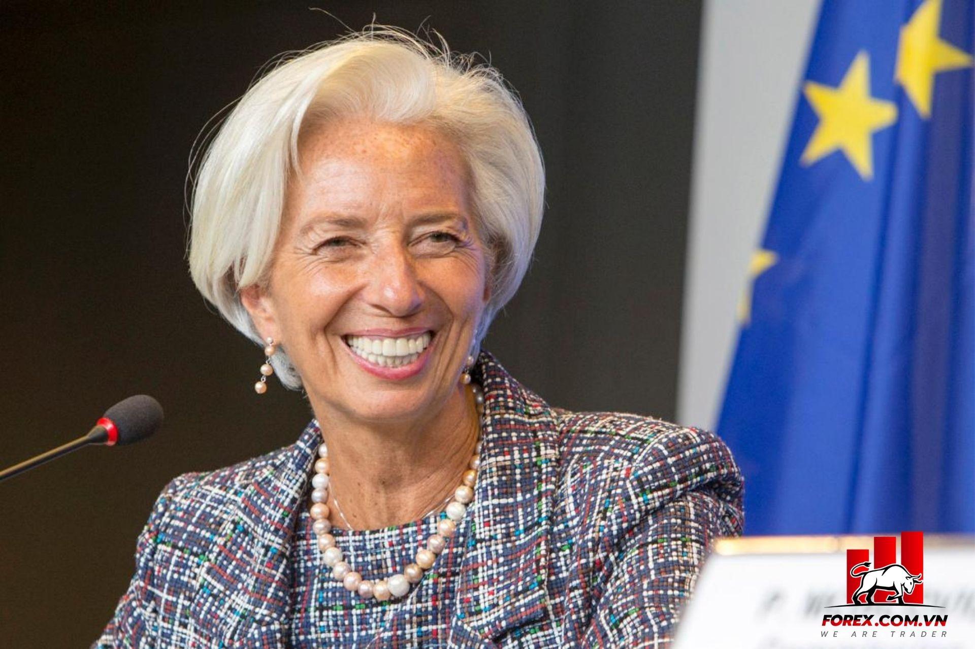Chủ tịch Ngân hàng Trung ương châu Âu - Christine Lagarde
