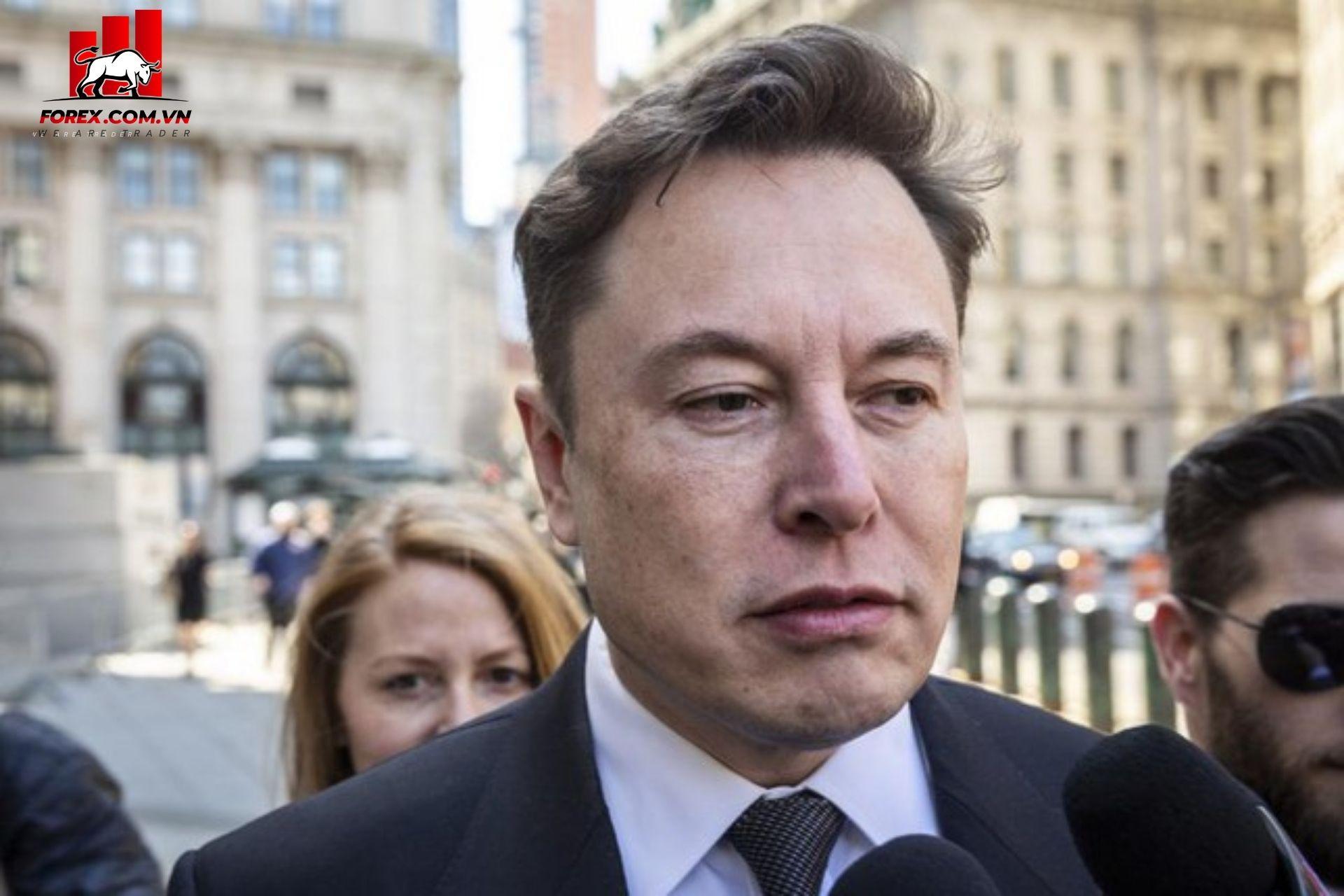 giam doc dieu hanh tesla Elon Musk