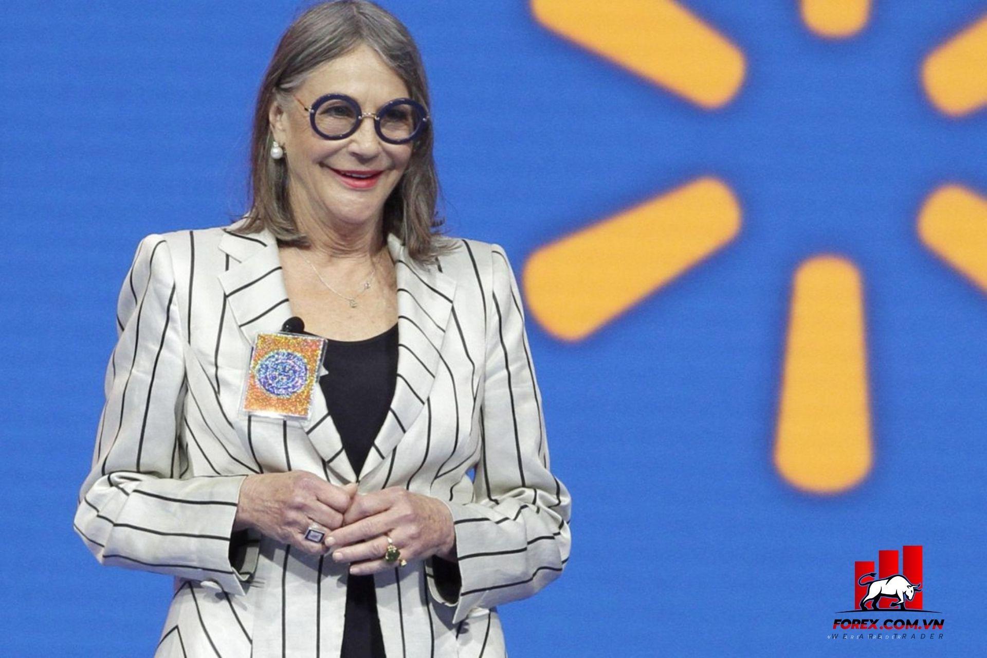Alice Walton - người thừa kế của Walmart