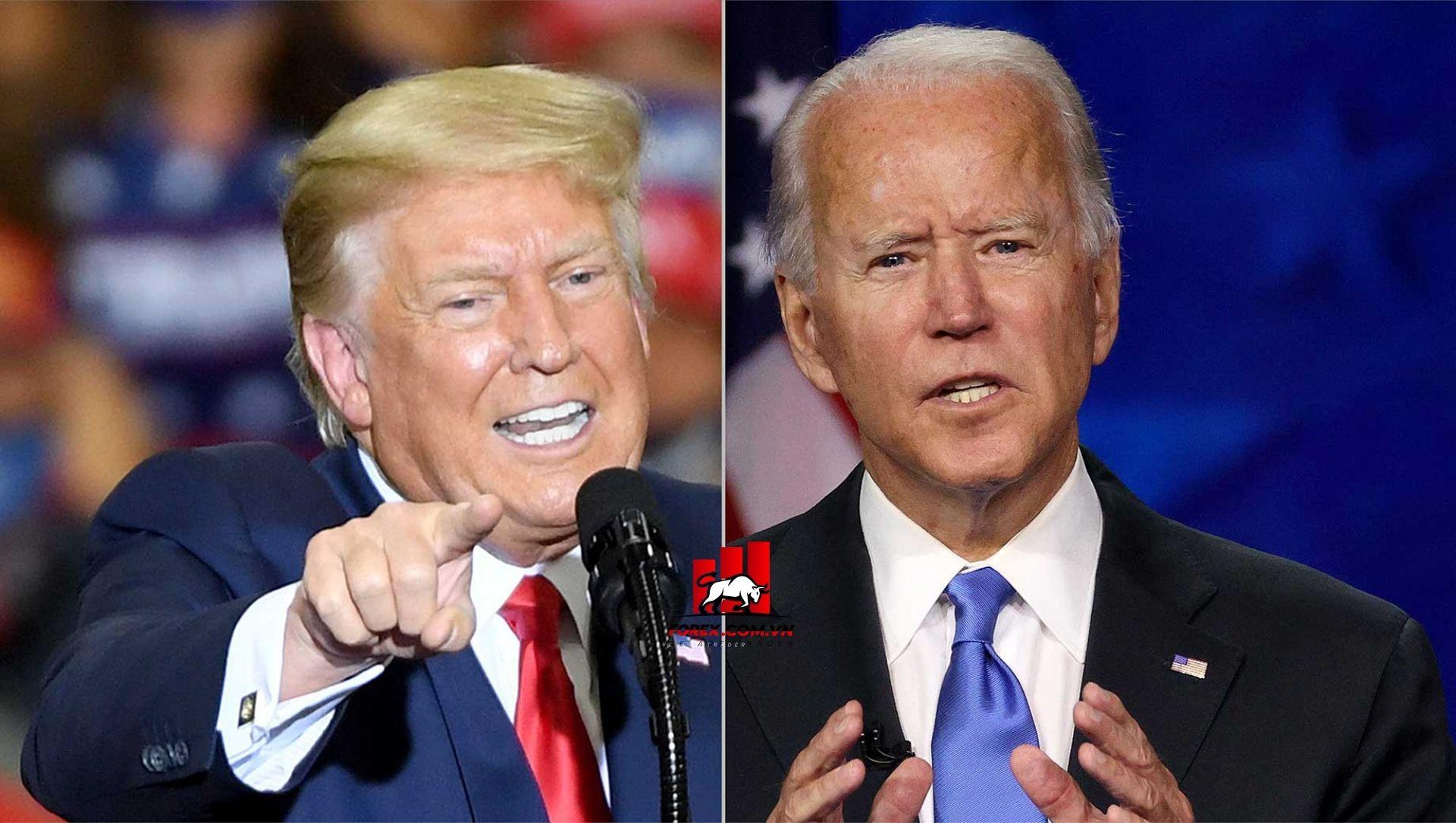 Biden dẫn đầu Donald Trump trên toàn quốc và ở các bang chiến trường