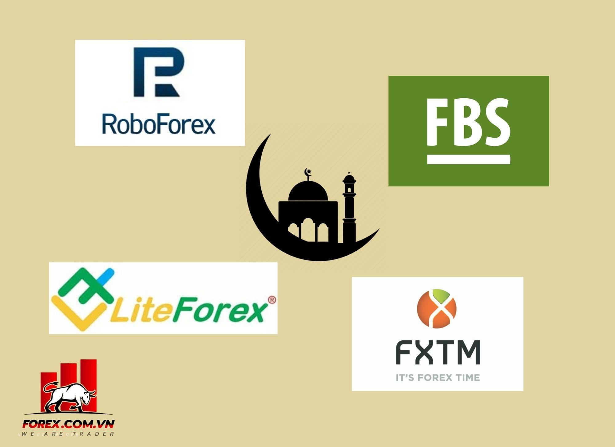 Các sàn giao dịch Forex cung cấp tài khoản phù hợp với khách hàng Hồi giáo