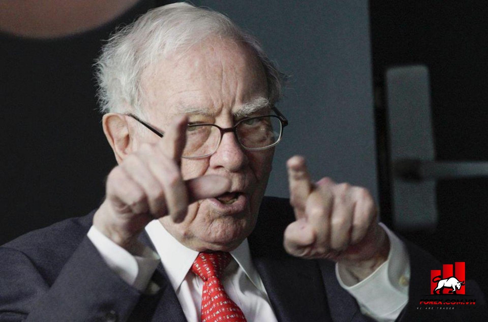 Nhà đầu tư nổi tiếng Warren Buffett