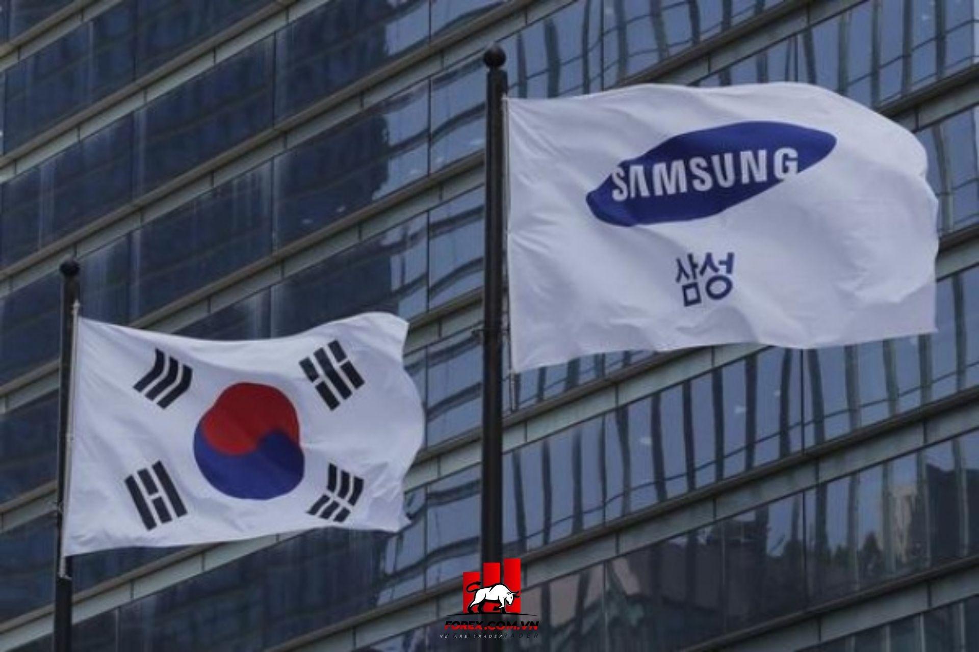 Cổ phiếu Samsung tăng khi Chủ tịch Lee qua đời