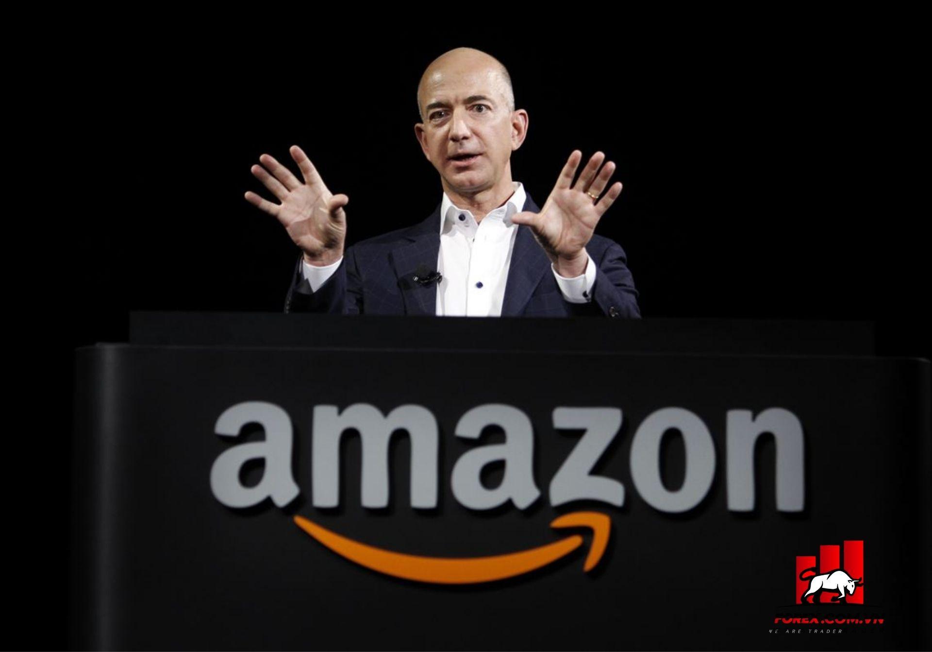 nhà sáng lập kiêm Giám đốc điều hành Amazon - Jeff Bezos