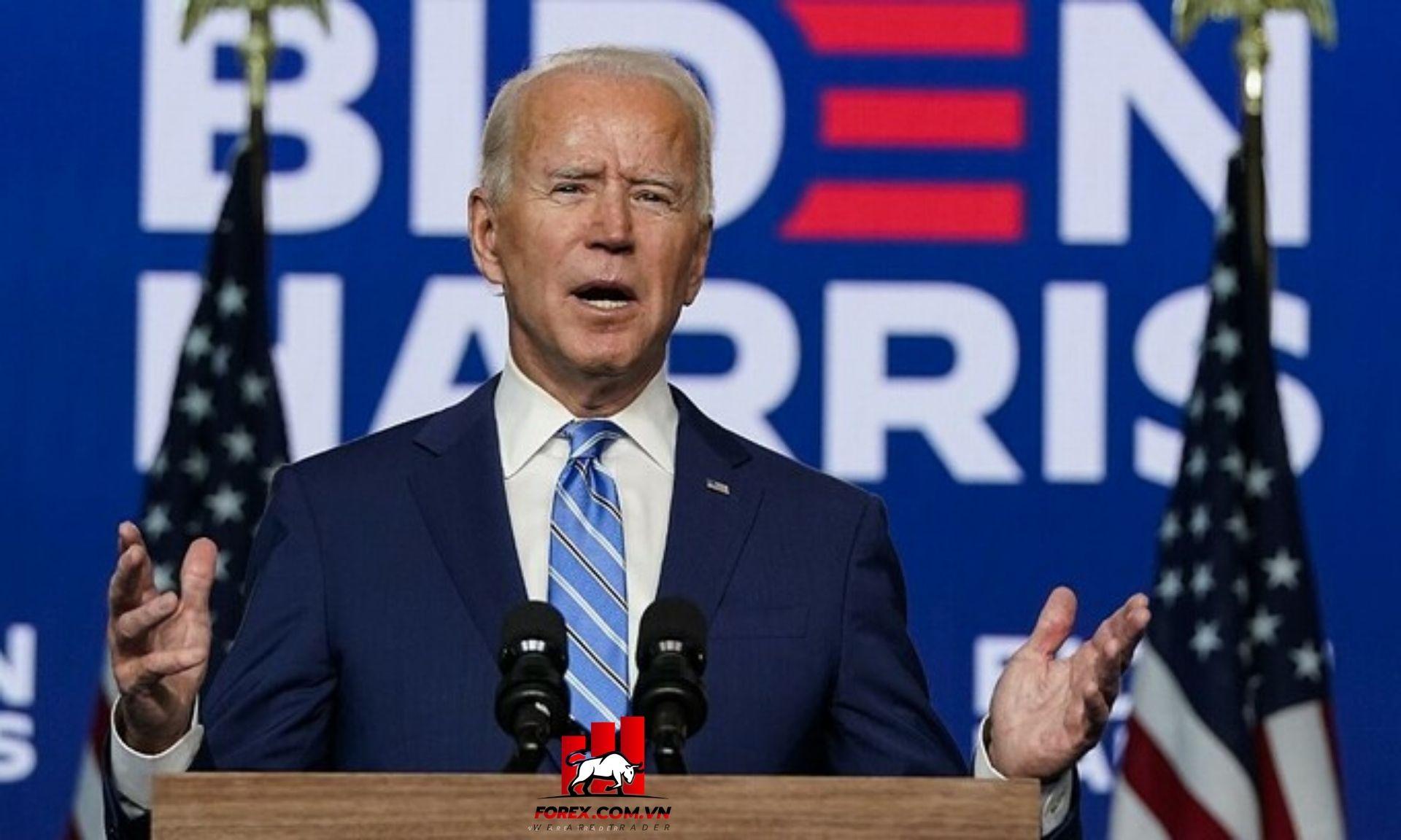 Ông Joe Biden hiện đã có 264 phiếu đại cử tri